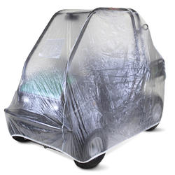 Opaque Plastic Cover