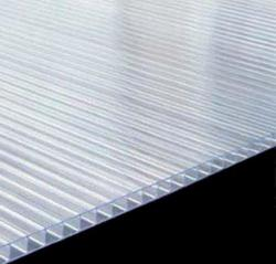 MultiLite 6mm Clear 4' x 8' Twin Wall Polycarbonate