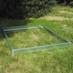 Hobby Greenhouse Steel Base
