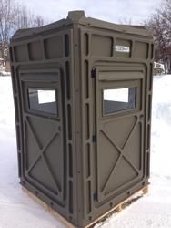 Guidesman 48 Quot L X 48 Quot W X 78 Quot H Square Hunting Blind