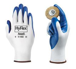 Ansell HiDex Medium Abrasion Gloves