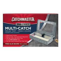 Catchmaster® Multi-Catch Mouse Trap