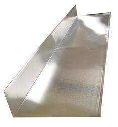 5' Aluminum Rain Diverter