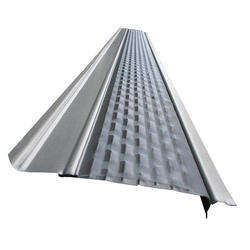 3' Stainless Steel Gutter Cover