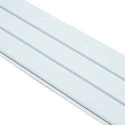 "12"" x 12' Aluminum Solid Soffit - Covers 12 sq. ft."
