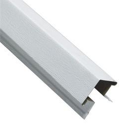 """2-3/16"""" x 10' Outside Corner Post for Aluminum Siding"""