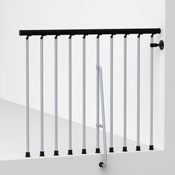 Arke Civik Grey Balcony Rail Kit
