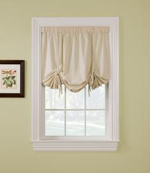 """Thermatec Ridgedale Tie-Up Shade 42"""" x 63"""""""