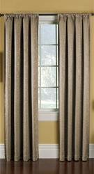"Window Accents Palace  Back Tab Drapery Panel 52"" x 84"""