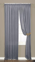 "Window Accents Luster Drapery Panel 50"" x 84"""