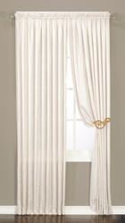 "Window Accents Luster Drapery Panel 50"" x 63"""
