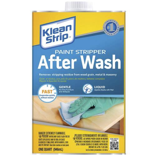 Klean strip after wash paint remover msds