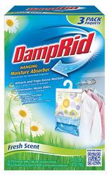 DampRid Fresh Scent Hanging Moisture Absorber - 14 oz.