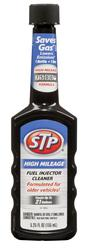 STP® High Mileage Fuel Injector Cleaner (5.25 oz.)