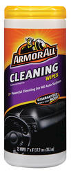 ArmorAll® Cleaning Wipes (25-Pack)