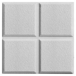 "Armstrong 24"" x 24"" Cascade Tegular Drop Ceiling Tile"