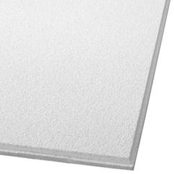 """Armstrong Dune 24"""" x 24"""" Smooth Beveled Tegular Drop Ceiling Tile"""