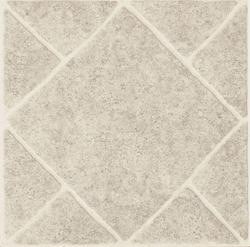 "Armstrong Elston Self Stick Vinyl Tile Limestone 12"" x 12"""