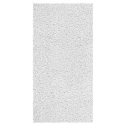 "Armstrong Fire Guard 24"" x 48"" Textured Square Lay-In Drop Ceiling Tile"