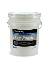 Armstrong S-480 Commercial Vinyl Floor Polish - 5 Gallons