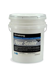 Armstrong S-495 Commercial Vinyl Floor Sealer - 5 Gallons