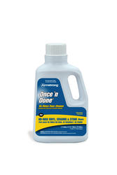 Armstrong S-330 Once N Done No-Rinse Floor Cleaner - 1/2 Gallon