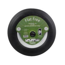 Marathon Universal Flat-Free Wheelbarrow Wheel
