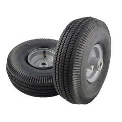 "Marathon 10"" Pneumatic Hand Truck Wheel (2-Pack)"