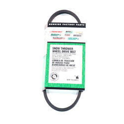 MTD Snow Thrower Wheel Drive Belt