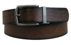 "44"" Antiqued Reversible Belt"