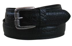 "36"" Shrunken Leather Belt"