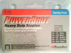 Power Shot Variety Pack (720-Pack)