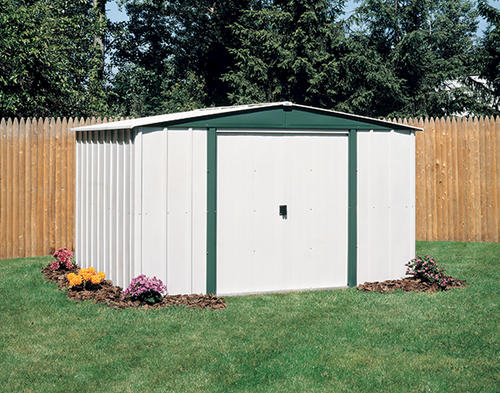 Metal shed kits menards