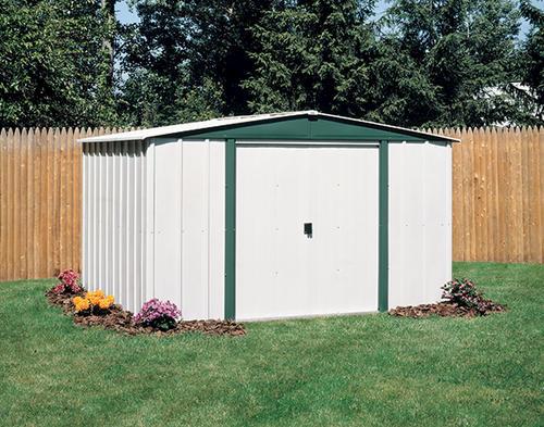garden sheds kits menards