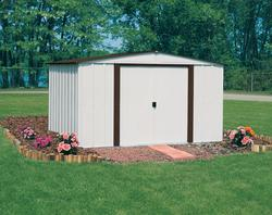 Arrow Newburgh 10' x 8' Steel Storage Building