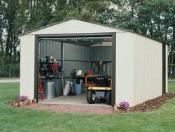 Arrow Murryhill 14' x 31' Heavy-Duty Vinyl-Coated Steel Storage Building