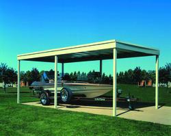 Arrow 10' x 20' Freestanding Patio Cover/Carport