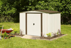 Arrow Newburgh 8' x 6' Steel Storage Building