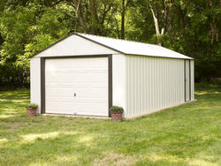 Arrow Murryhill 14' x 21' Heavy-Duty Vinyl-Coated Steel Building
