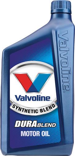valvoline durablend synthetic blend 10w40 motor oil at menards. Black Bedroom Furniture Sets. Home Design Ideas