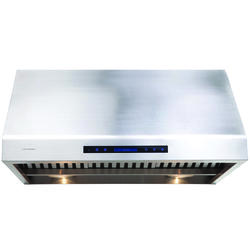 "Cavaliere AP238-PS81 42"" Under Cabinet Range Hood"