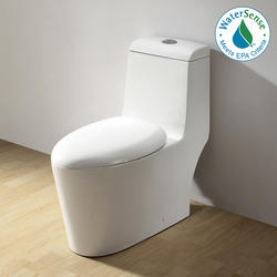 Ariel Royal CO1042 Dual Flush Toilet 29x14x30