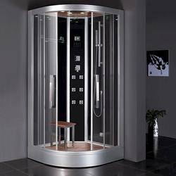 Ariel Platinum DZ963F8 Steam Shower 39.4x39.4x89