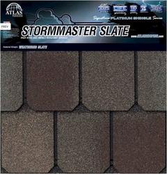 Atlas StormMaster® Slate Impact Resistant Shingles - Covers 33.3 sq. ft.