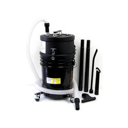 High Capacity HEPA Vacuum
