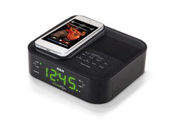 SoundFlow Dock/Clock Radio