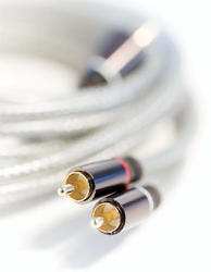 6' Gold Audio Cable