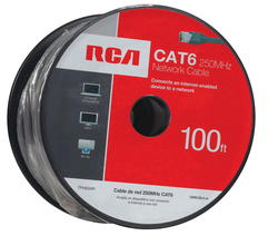100' CAT6 Patch Cable