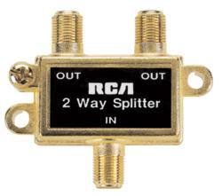 2-Way Signal Splitter