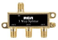 3-Way Signal Splitter